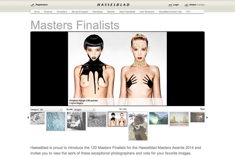 Jul 03, 2013 © Christian Hough 2013 Christian Hough Hasselblad Finalist Masters