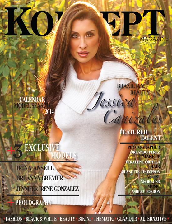 Jul 04, 2013 My June 2013 Koncept Magazine Cover