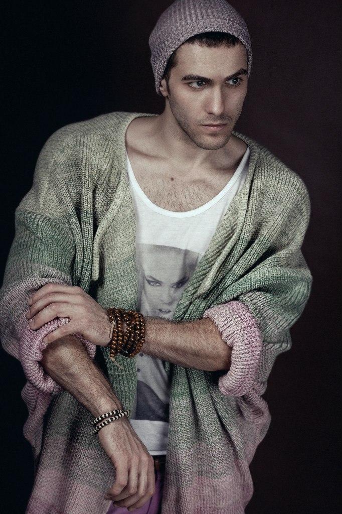 Male model photo shoot of Serj_m in Nsk