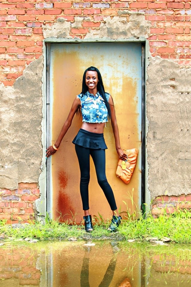 Female model photo shoot of shinice in Greenville, South Carolina