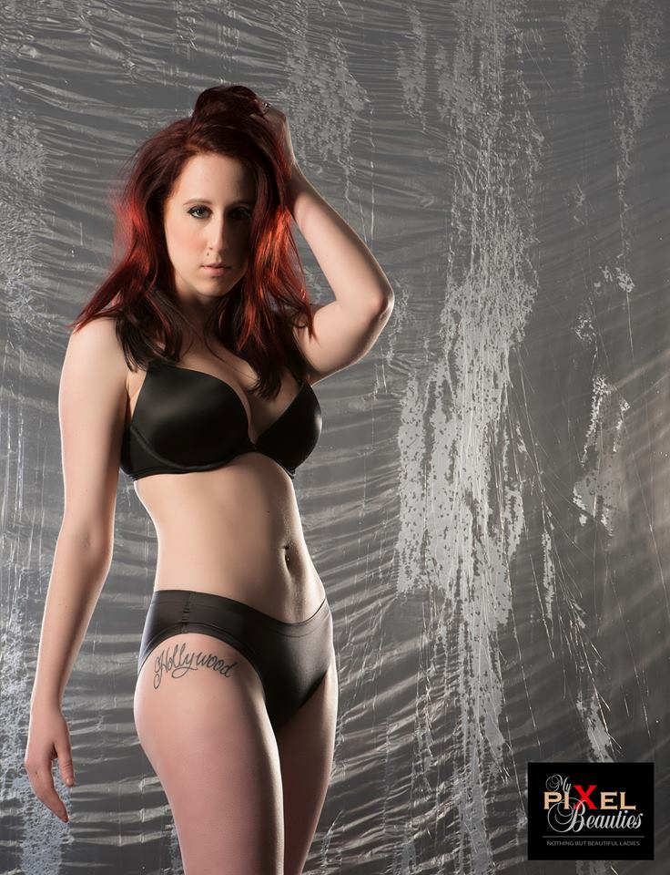 Female model photo shoot of Melly Babie by David Salo Photography