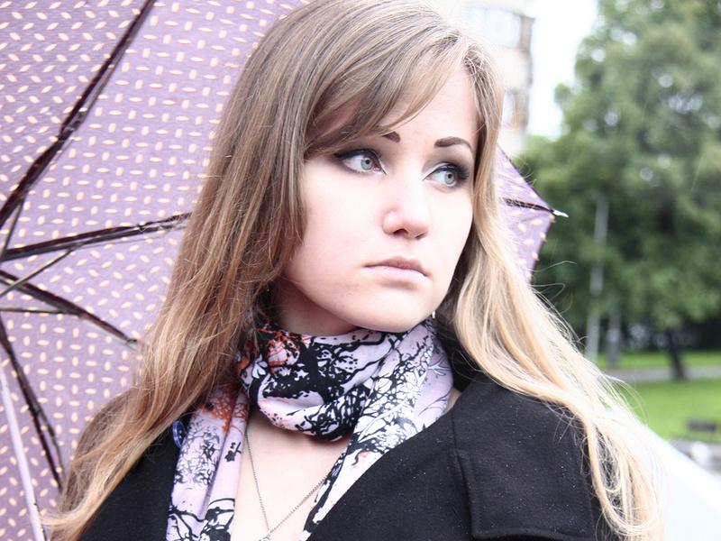 Female model photo shoot of SweetTina
