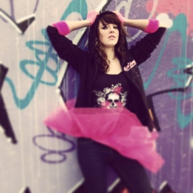 Female model photo shoot of Aymi