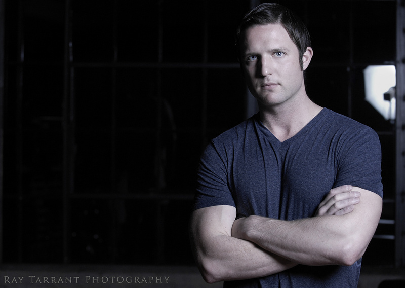 Male model photo shoot of Ray Tarrant Photography in Dallas, Tx