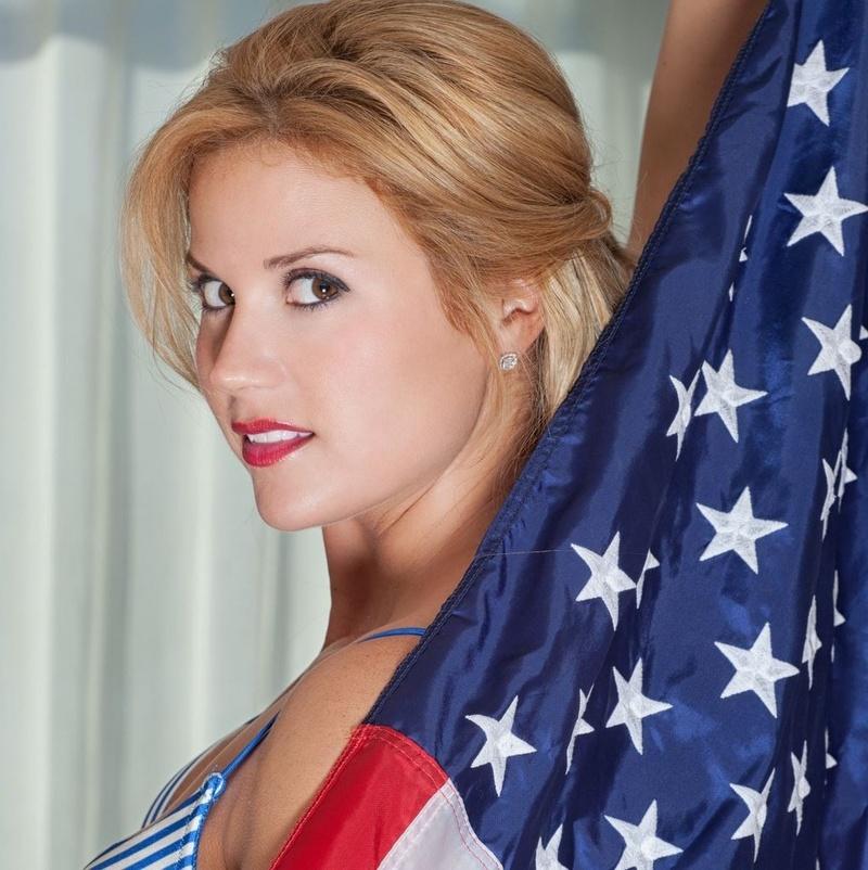 Las Vegas, NV Jul 09, 2013 Phlash Studios Stripes and stars