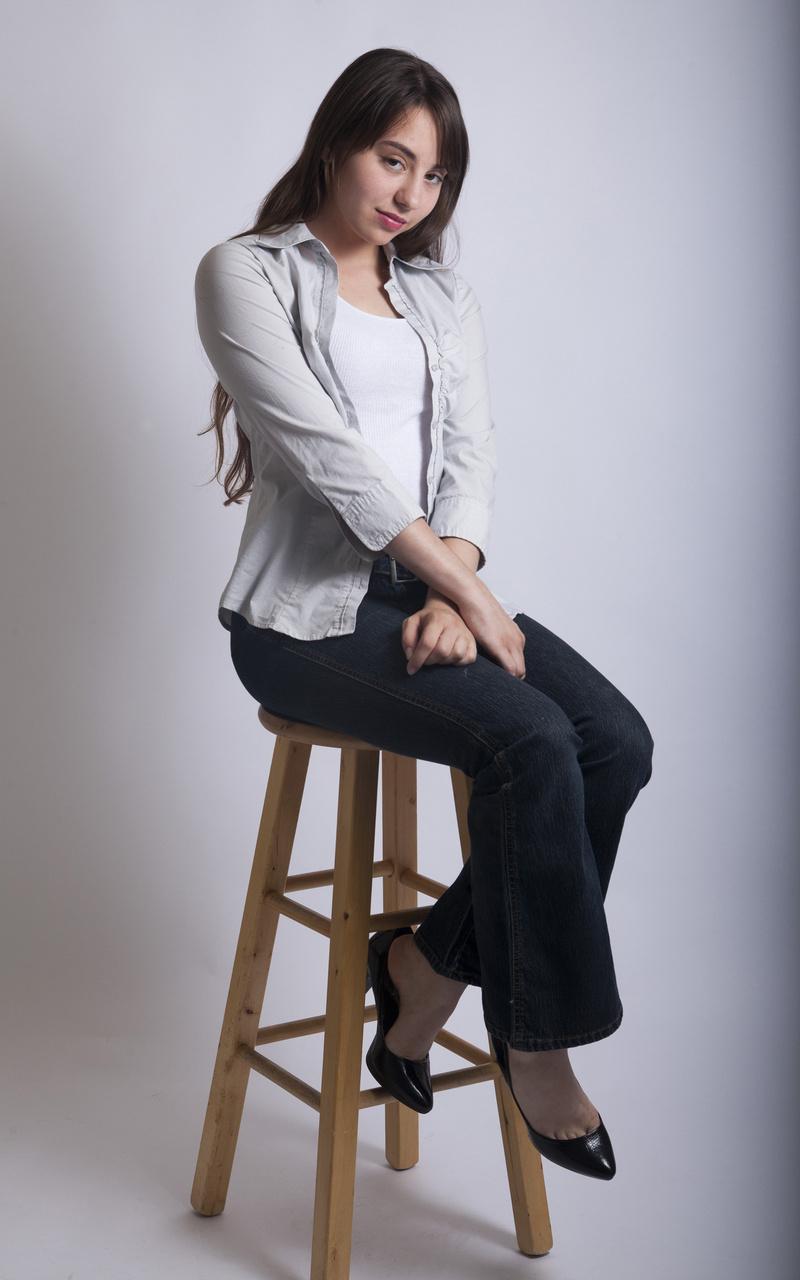 Female model photo shoot of Marketa Fei by HMD Fotography in San Francisco, California, USA
