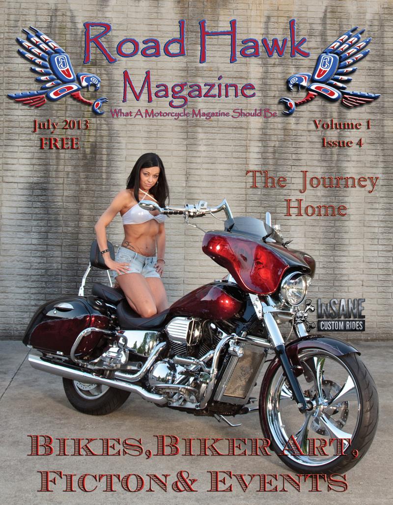 Nicholasville, KY Jul 11, 2013 RHS Images July 2013 Road Hawk Magazine Cover