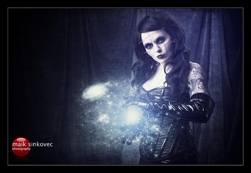 Female model photo shoot of CosmAddict Make Up