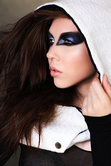 Los Angeles Jul 12, 2013 RYDER make-up labs LLC / James Ryder Workshop Photo - Student Work