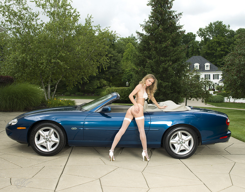 My House Jul 13, 2013 Michael Anthony Glamour My Jag at my home