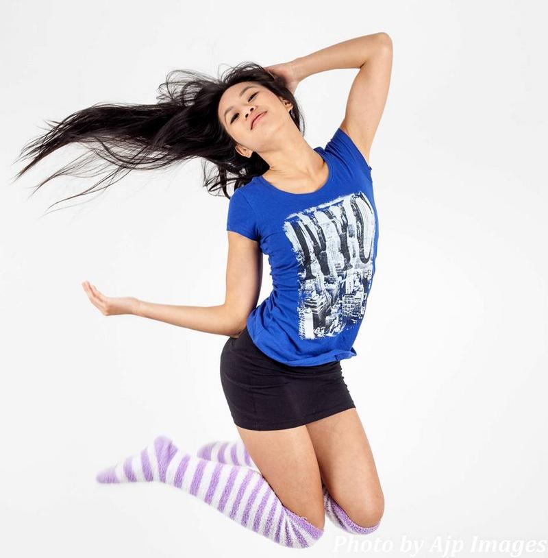 Female model photo shoot of WinnyT