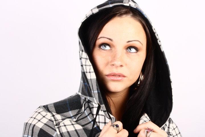 Female model photo shoot of Andrea Caterina