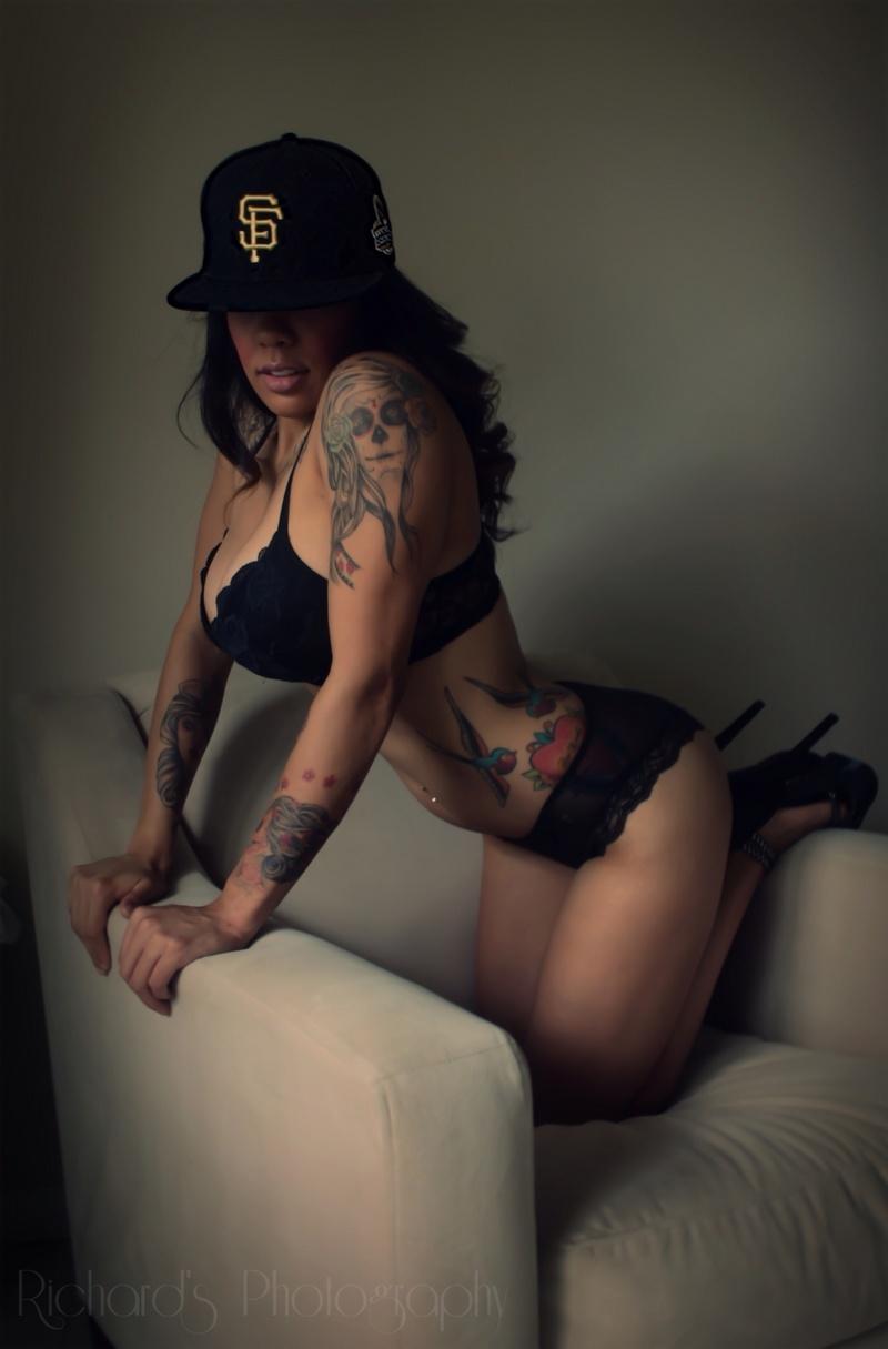 Female model photo shoot of VenturaOC