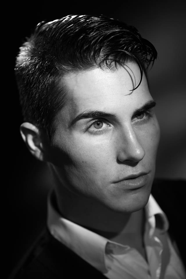 Male model photo shoot of Coran Rummler