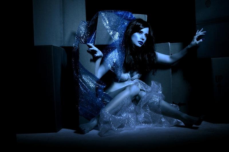 Female model photo shoot of Tati Dunn in NY