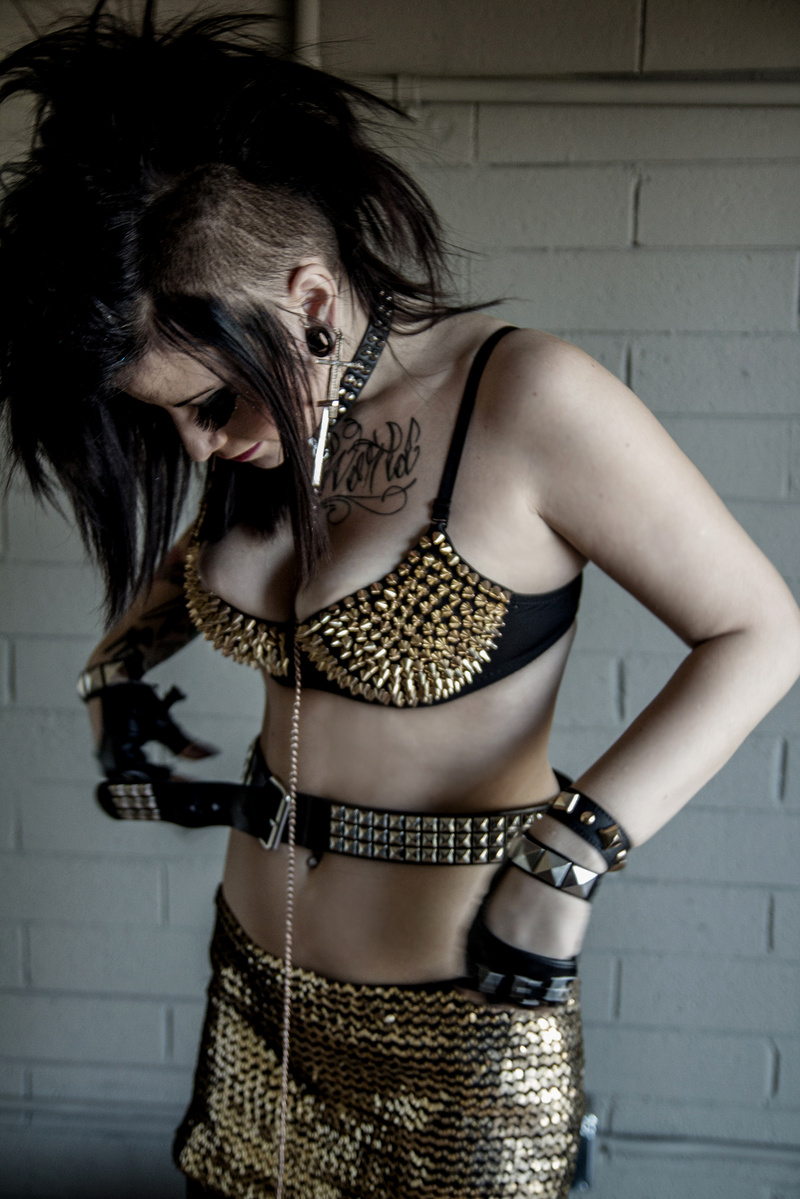 Female model photo shoot of Phoebe Phelpz in Phoenix, Arizona