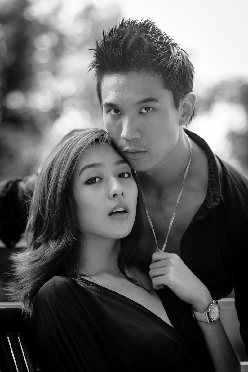 Male model photo shoot of Jenxi Seow