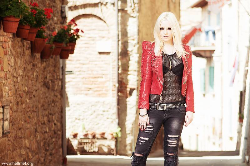 Female model photo shoot of A LAD INSANE in Umbria