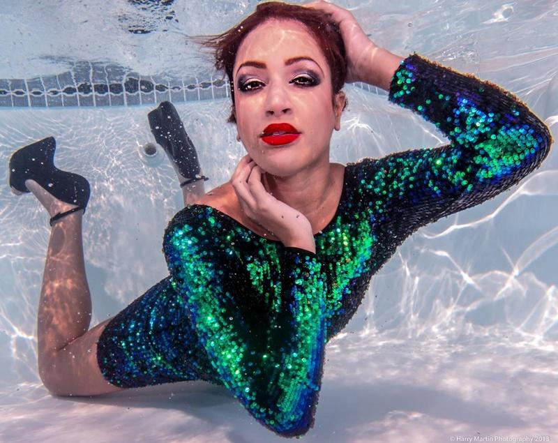 Aug 01, 2013 Harry Martin Underwater shoot