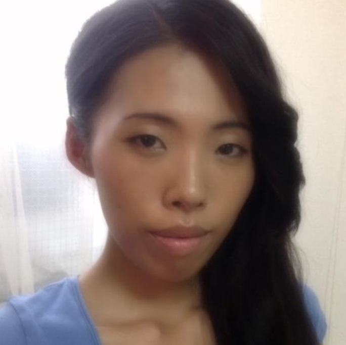 Female model photo shoot of MARI K in Mori salon