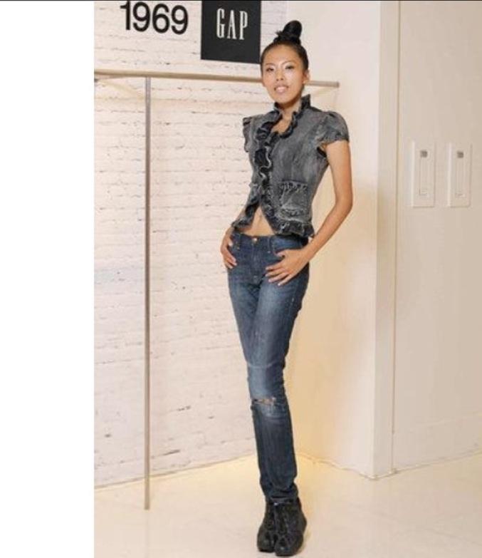 Female model photo shoot of MARI K in TOKYO