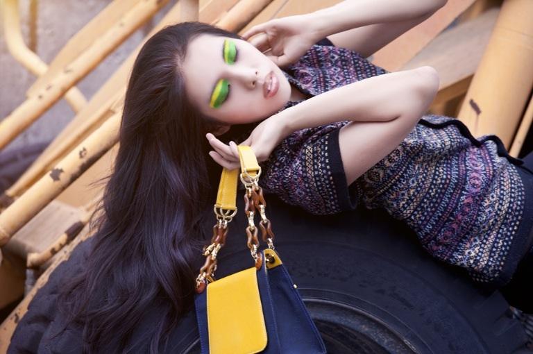 Female model photo shoot of MARI K