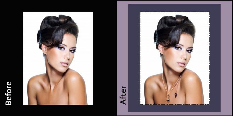 Female model photo shoot of Strand Photo Retouching