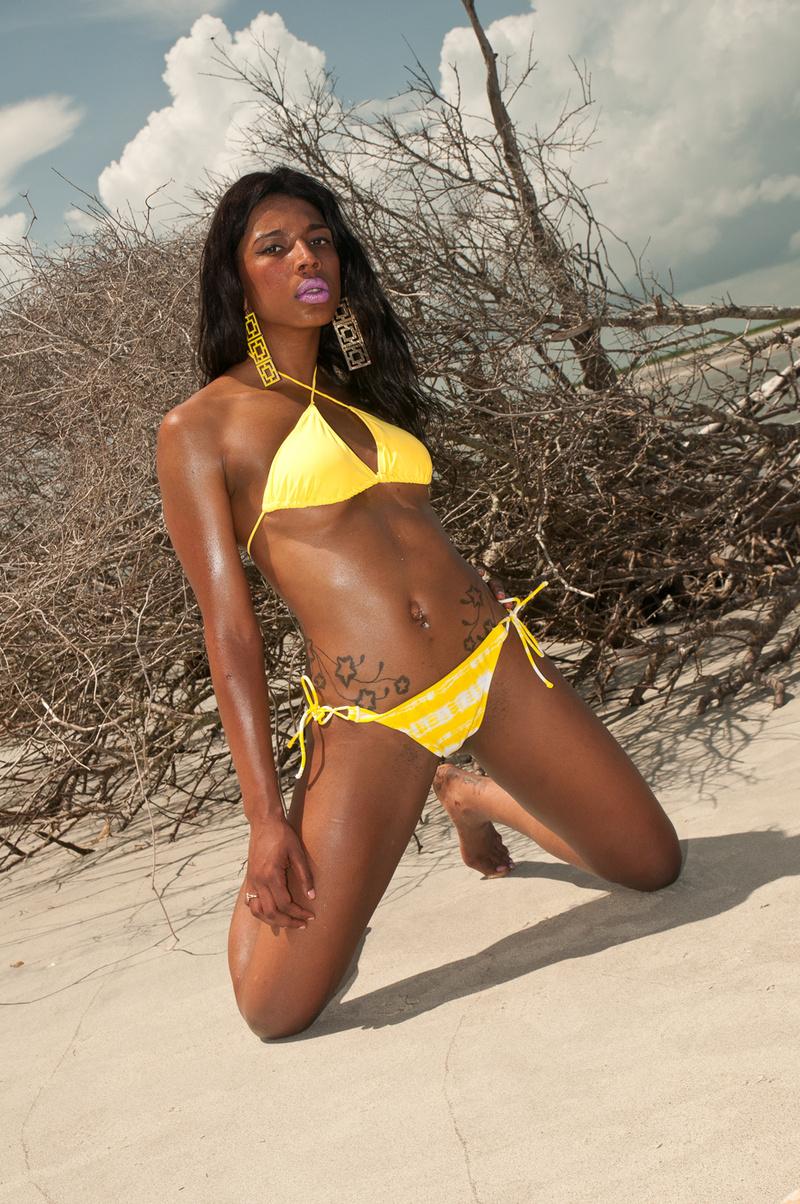 SC Beach Aug 03, 2013 Copyright Bikini In Focus.com Mariah Torres