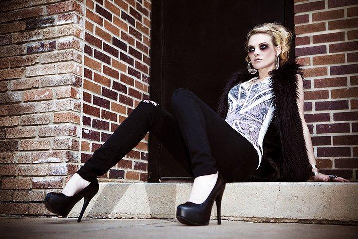 Female model photo shoot of PRISCILA BUSTOS in Austin
