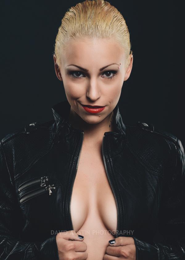 Female model photo shoot of Paige Foley by one ton photon