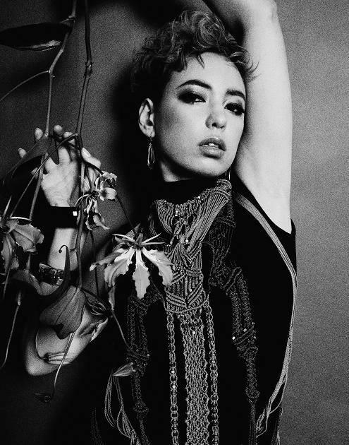 Female model photo shoot of Nico K
