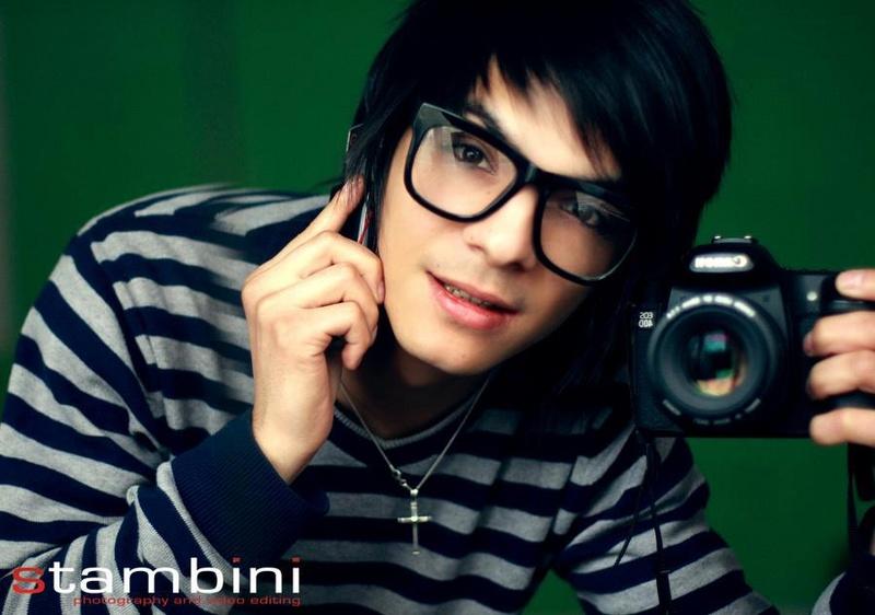 Male model photo shoot of stambini