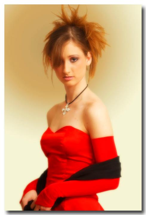 Female model photo shoot of Aeluena