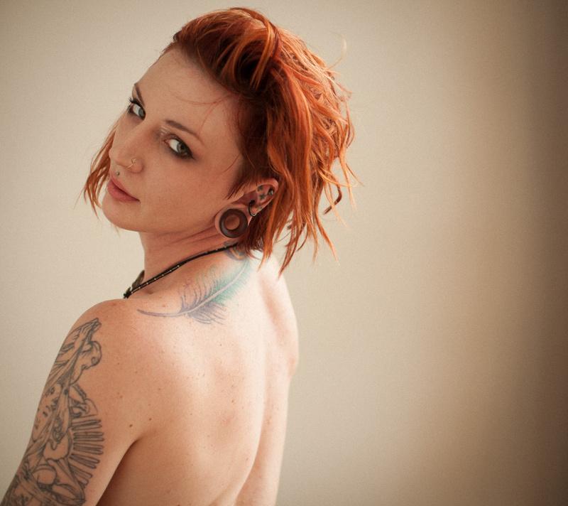 Female model photo shoot of Alea Monster in Oakland, CA