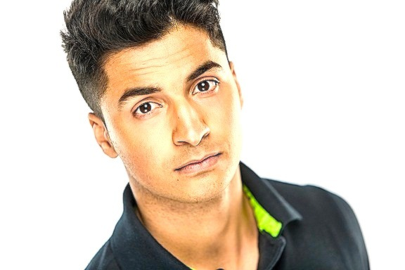 Male model photo shoot of Harneel S Cheema in london
