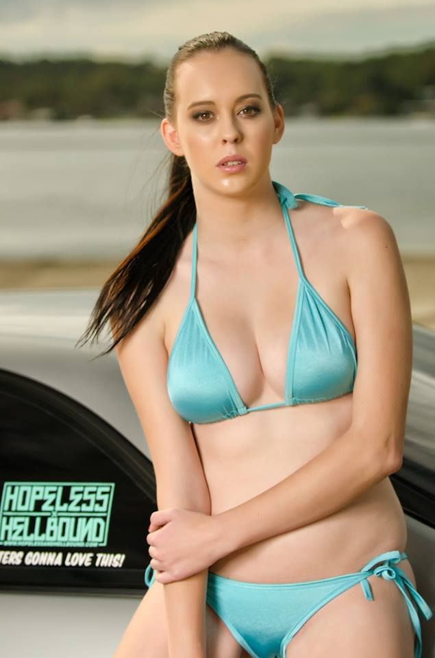 Female model photo shoot of Brooke Terrell by Oliver Higgins