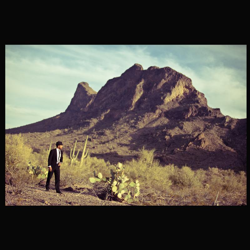 Male model photo shoot of William H. Caple III in Picacho Peak, Arizona