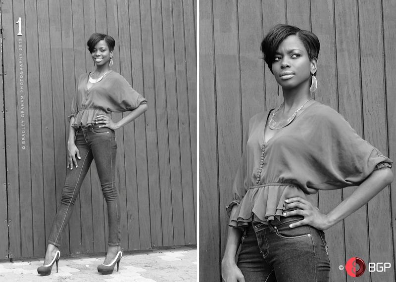 Female model photo shoot of mekeda