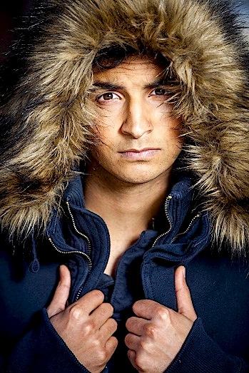 Male model photo shoot of Harneel S Cheema