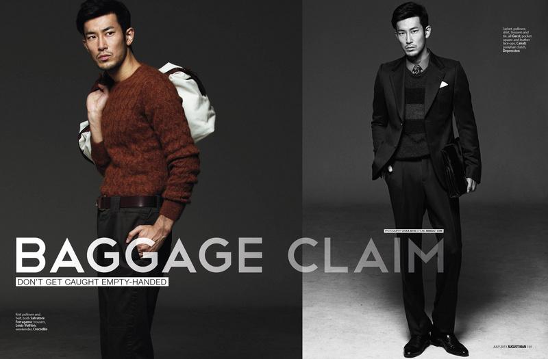 Male model photo shoot of Ben Yung