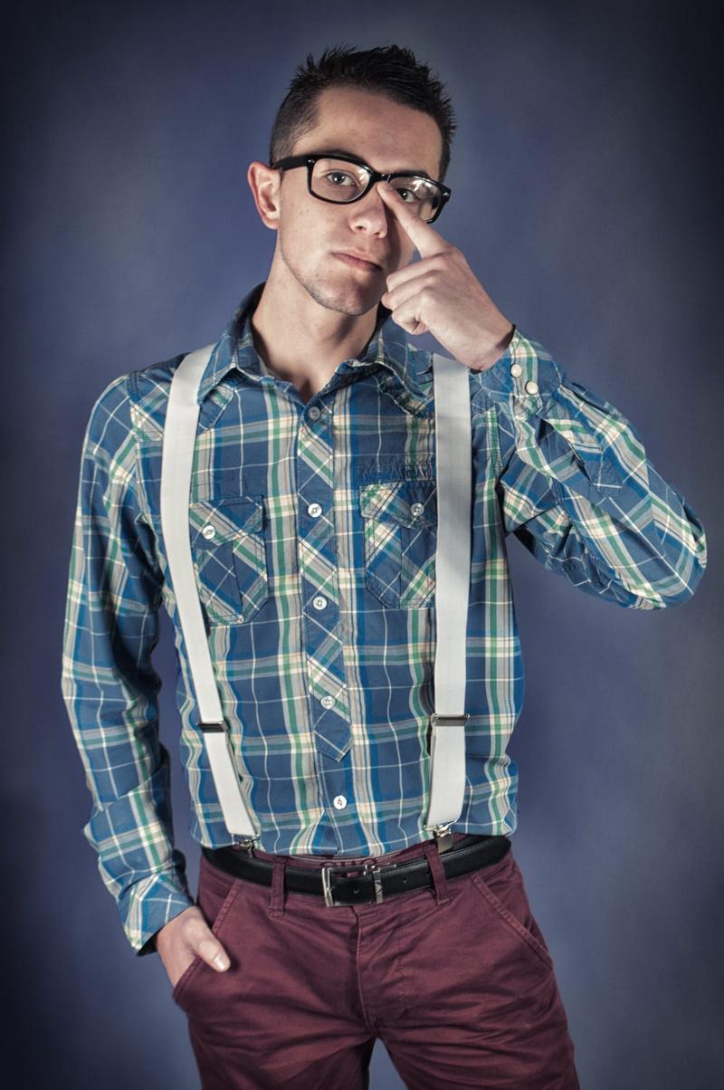 Male model photo shoot of Hoorelbeke Jonas