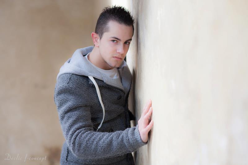 Male model photo shoot of Hoorelbeke Jonas in Antwerp (BE)