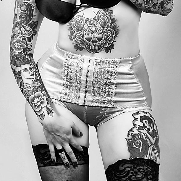 Female model photo shoot of Bridgette Michele