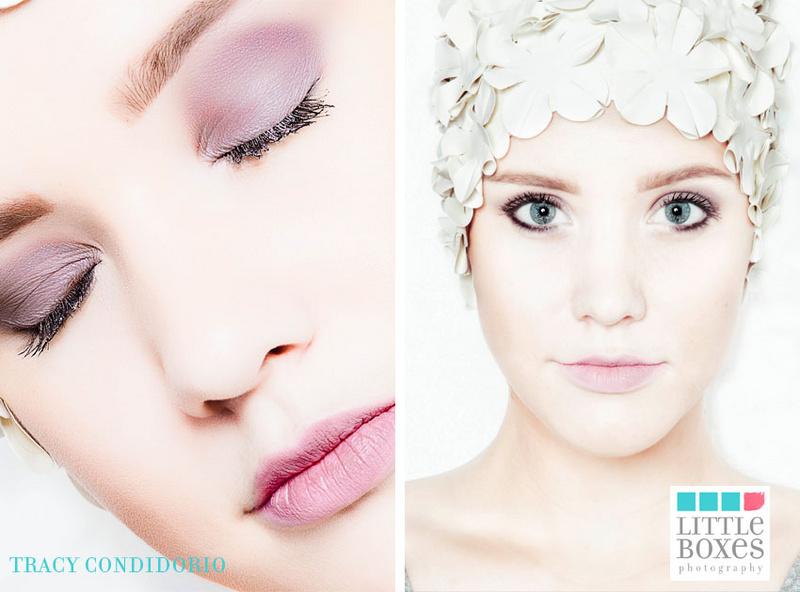 Female model photo shoot of Trayc C