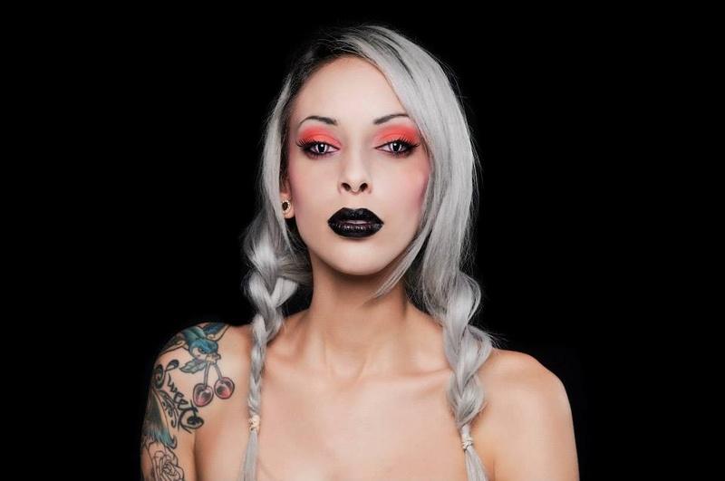 Female model photo shoot of Eley V
