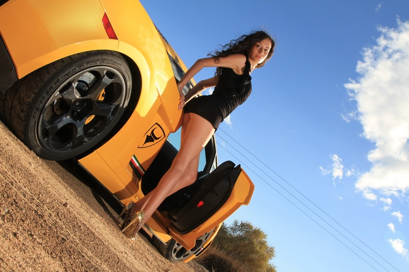 Aug 28, 2013 c2013 #AuroraMariaLopez - David Beltran - for Lamborghini