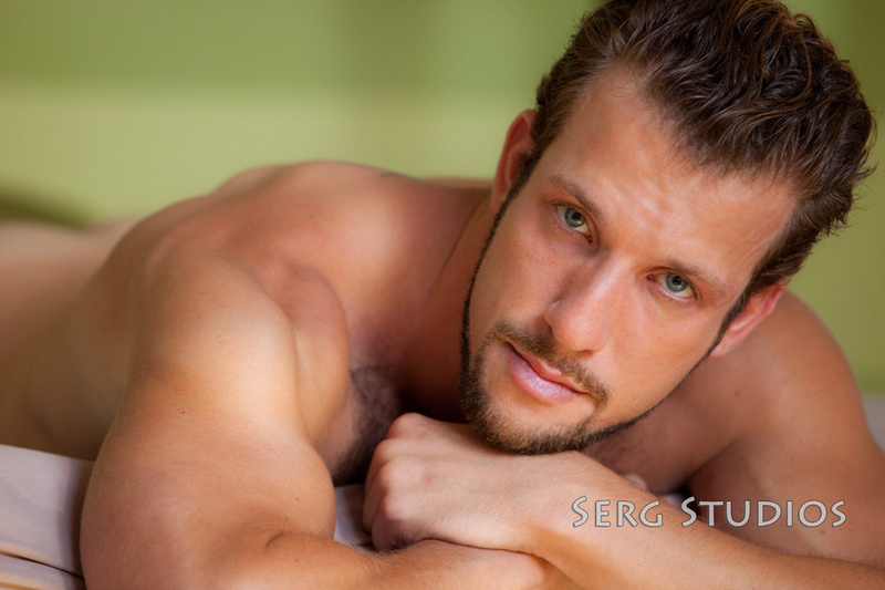 Male model photo shoot of Serg Studios and Morgan Slauter in San Diego, CA