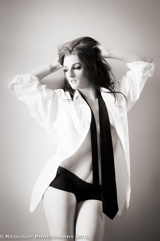Female model photo shoot of Redlight Photography in Boise