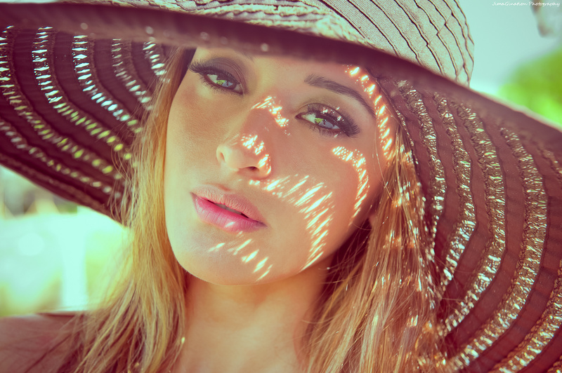 Female model photo shoot of Melanie Tillbrook in Boulan South beach
