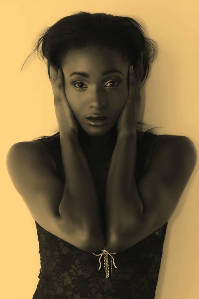 Female model photo shoot of Emilomo Akpevwiehor